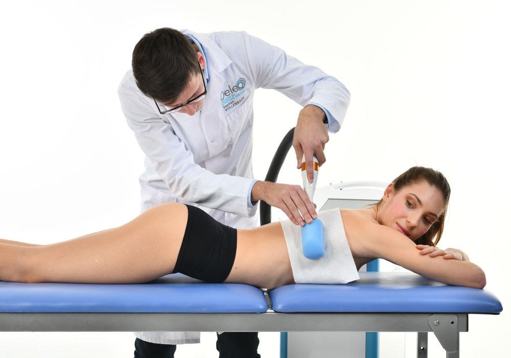 CRISTAL® Kryolipolyse Behandlung