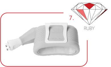 Cristal Ruby Applikator